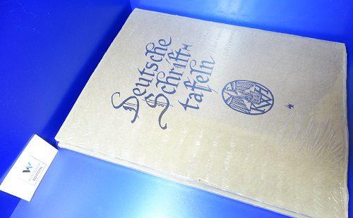 DEUTSCHE SCHRIFTTAFELN DES 9.-16. JAHRHUNDERTS